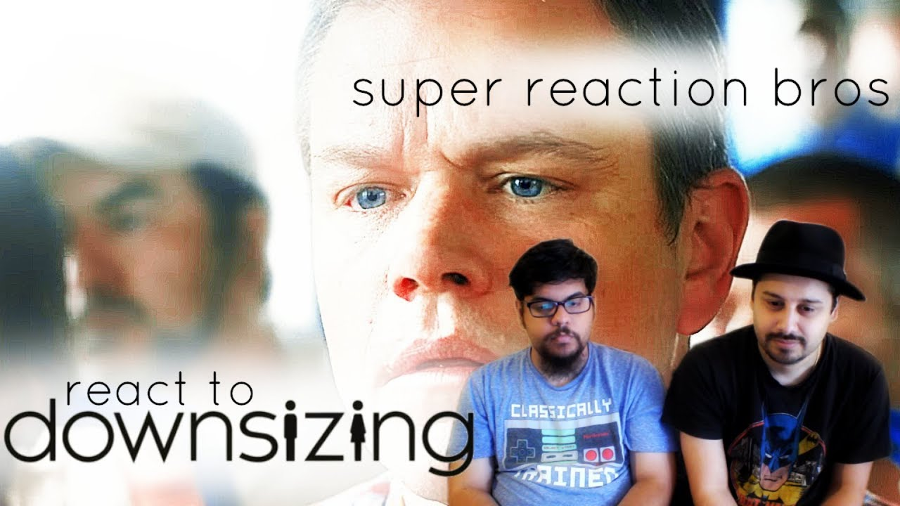 Download SUPER REACTION BROS REACT & REVIEW Downsizing Teaser!!!!
