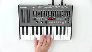 """""""Assign Mode"""" Roland SH-01A #03"""