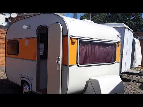 VENDIDO Trailer Turiscar Caravana 1987 - R$ 38.000,00