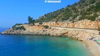 Seyret çakılı plajı kaş ,antalya #seyretçağılıbeach