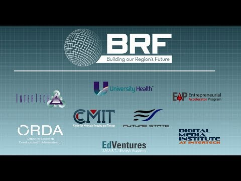 BRF is building our region's future