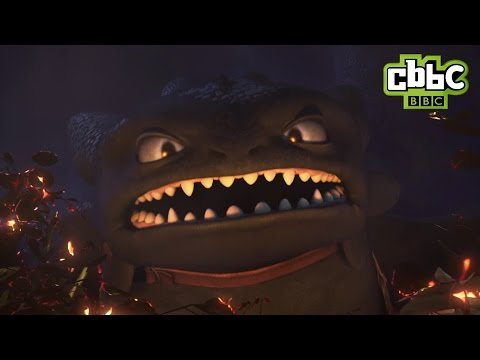 CBBC: Dragons Defenders of Berk - Hunting the Night Fury