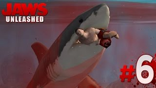 Jaws Unleashed - Gameplay Mission 6 (PS2) || HD