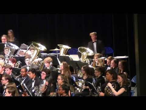 2018 MTSBOA 11th and 12th Grade Silver Band