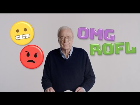 Michael Caine Has No Time For Your Text Messages | GOING IN STYLE