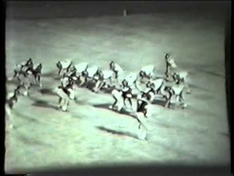 1974 Trion High School Bulldogs Vs Gordon lee Trojans Region Championship