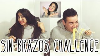 SIN BRAZOS CHALLENGE CHILE - NOT MY ARMS CHALLENGE 🤷🏻♂😂🤷🏻♀