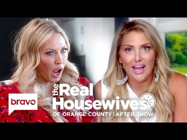 The Wives Can All Agree\: Braunwyn Windham-Burke's Laugh Is Terrible   RHOC After Show (S14 E11)