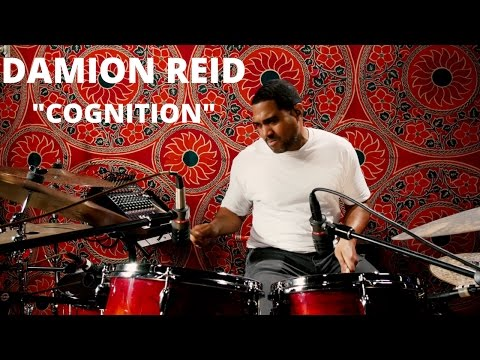 "Meinl Cymbals Damion Reid ""Cognition"""