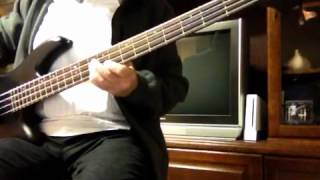 Free Falling Tom Petty Bass Cover