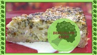 Broccoli Pie Recipe   Porridge/Oats Dough   #DoStathi