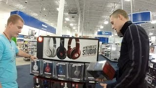 Buying Beats Studio Wireless(http://www.jadeneaston.com/ - A lot of people would question spending nearly $500 on headphones, because they're just