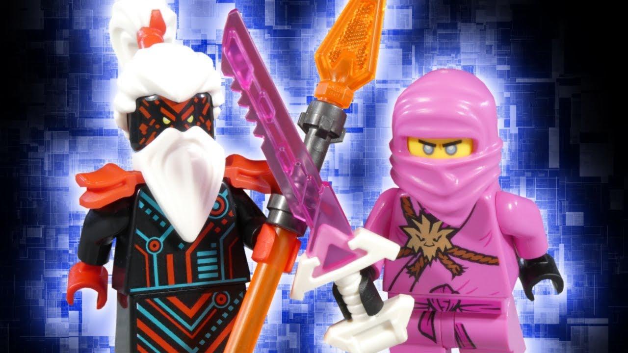 lego ninjago  pink zane  ninjago compilation  youtube