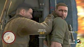 Sniper Elite 4 - Brutal Kills & Grisly X-Ray Cams Vol. 1 (Knife/Explosions/Nutshots)