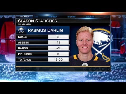 NHL Now:  Brian Duff on Sabres` win streak, Thompson and Dahlin  Nov 27,  2018