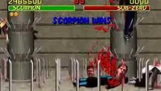 Mortal Kombat 1 - Pit Fatality