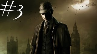 The Testament Of Sherlock Holmes - Walkthrough - Part 3 - Chess Master
