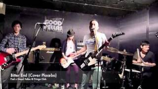 Fad x Good Fellas - Bitter End (cover Placebo) @ Fringe Club 2010-04-03