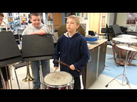 Snare Drum battle