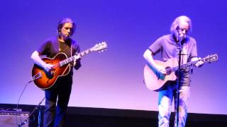Bob Weir w Steve Kimock - Playin In The Band - Easy To Slip - Playin 4-23-14 Tribeca Fim Festival