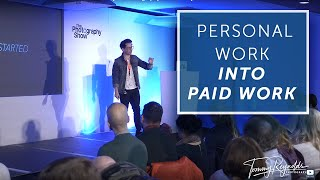 EARN MONEY DOING WHAT YOU LOVE -  [The Photography Show 2018]