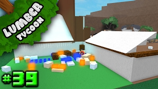 Lumber Tycoon Ep. 39: Building 2nd Archway!! | Roblox