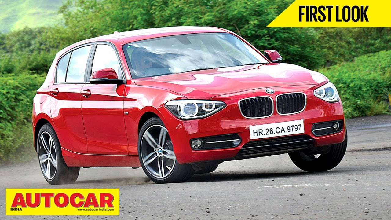 Bmw 1 Series India Road Test And A Chat With Sachin Tendulkar