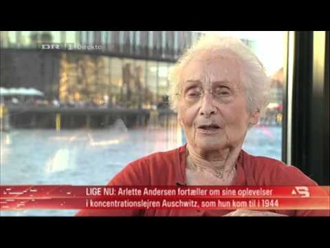 Arlette Andersen om Auschwitz.m4v