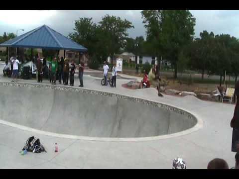 Pro bowl skate contest memorial park colorado springs - Memorial gardens colorado springs ...