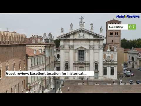 Hotel Dei Gonzaga *** Hotel Review 2017 HD, Mantova, Italy