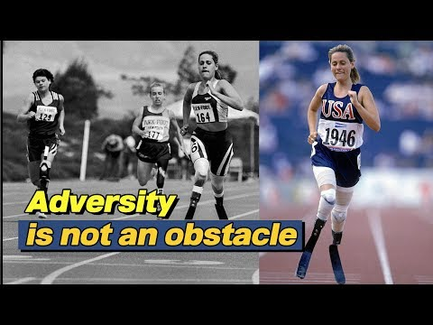 Adversity is an opportunity for success