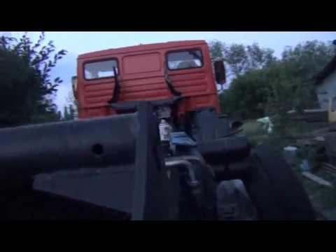 Правильная установка пружин на тормозные колодки КАМАЗ