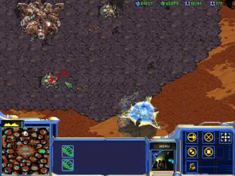 starcraft 1 mod to look like star craft 2
