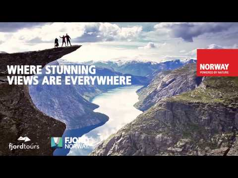 Experience the stunning Hardangerfjord and in a Nutshell and Rosendal