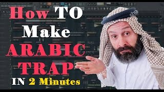 How to make EDM Trap in 2 Minutes  | (+FREE FLP)