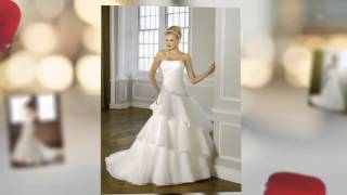 Модные свадебные платья 2014