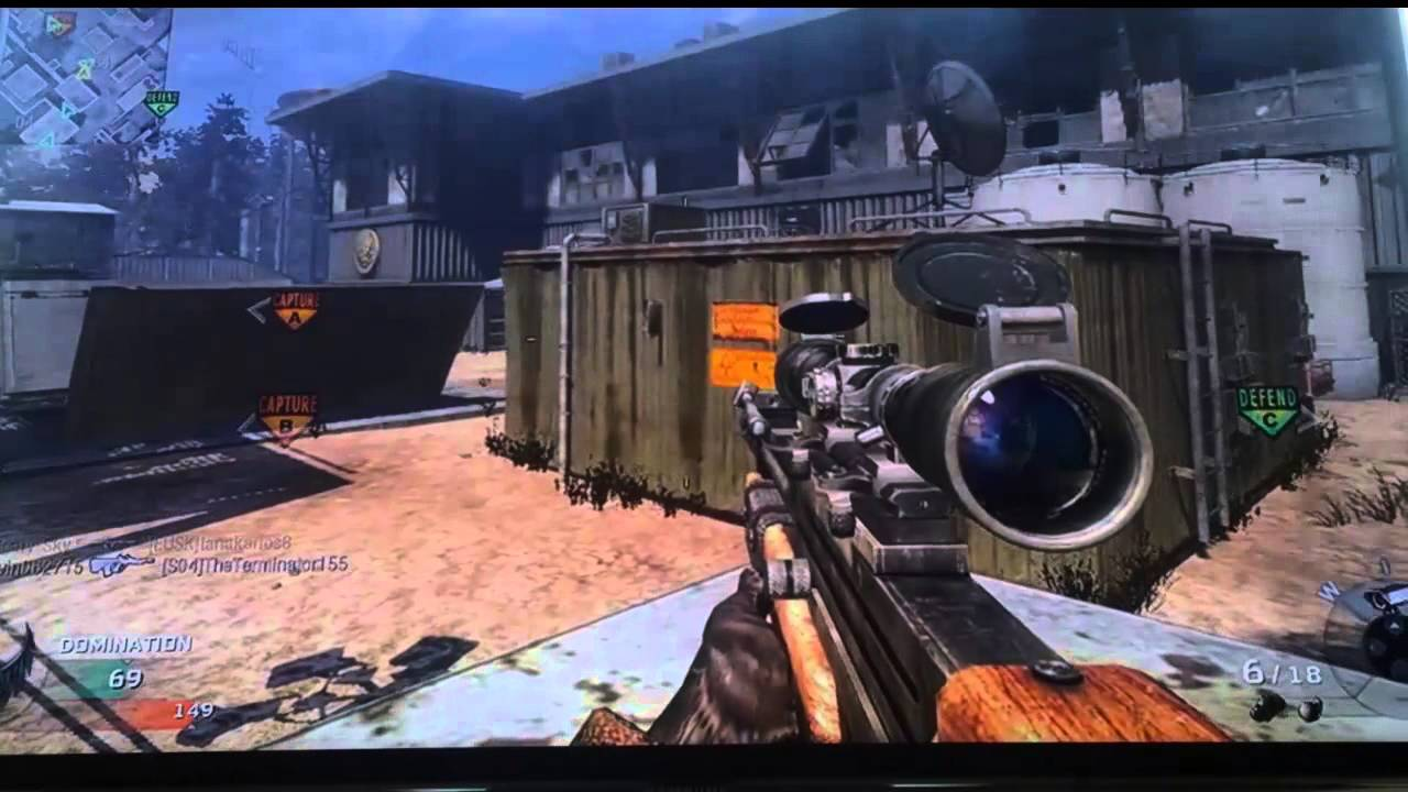 RANDOM COD BO1 GAMEPLAY :D - YouTube