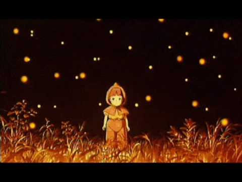Grave of The Fireflies ending