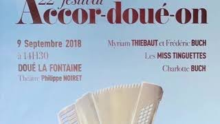 Concert à Doue La Fontaine