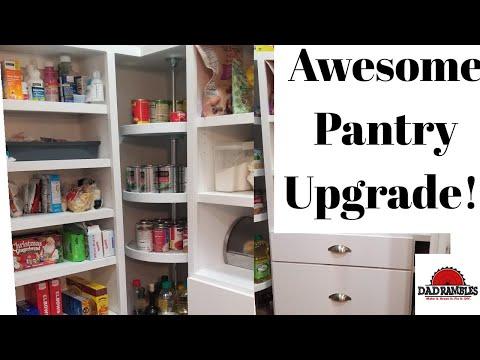 DIY Kitchen Pantry Remodel – Kitchen Project