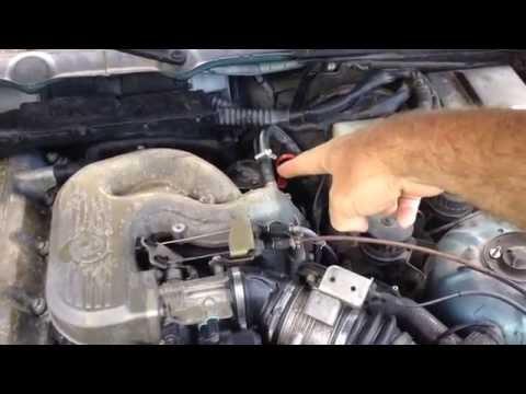 E36 vacuum leak