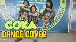 Coka:Dance Video | Sukh-E Muzical Doctorz| RDACrew | Dance Choreography #Coka #DanceVideo