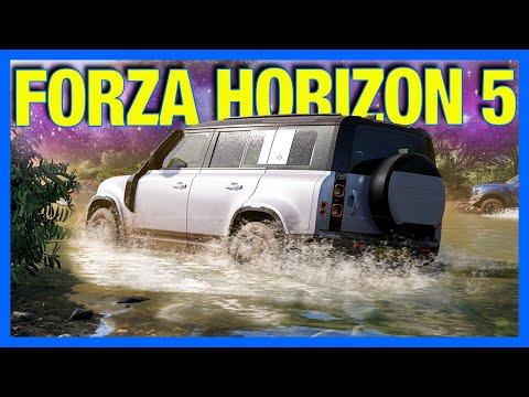 Forza Horizon 5 : New Car Sounds, City Exploring & Q&A!! (FH5 Gameplay)