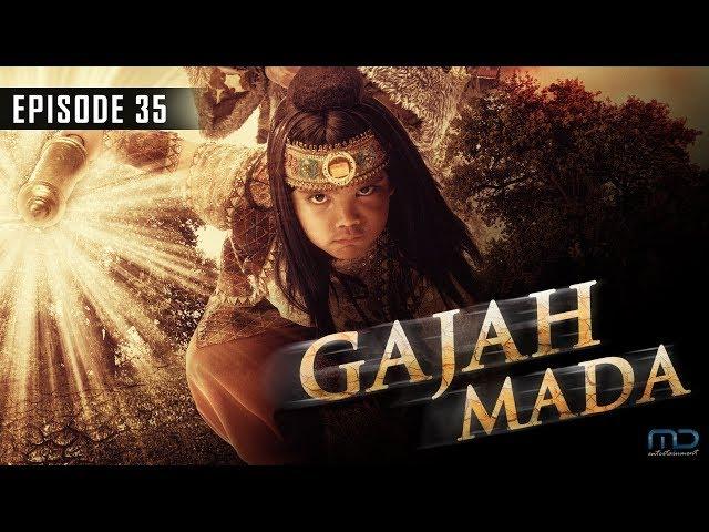 Gajah Mada - Episode 35