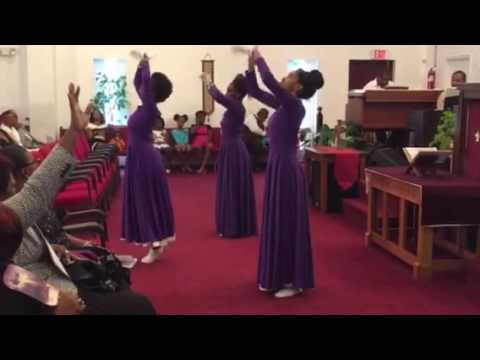 Jubilee Youth Praise Dancers-Kirk Franklin - The Blood Song