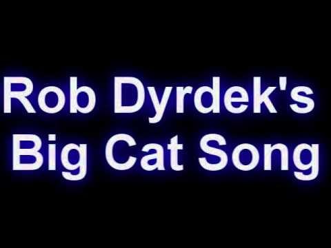 Rob Dyrdek Big Cat Song