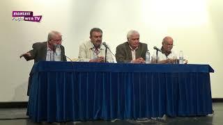 Ο Ξενοφών  Στεργιάδης μιλά για το βιβλίο του Θεόδωρου  Παυλίδη-Eidisis.gr webTV