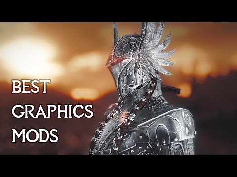 Skyrim SE - The Best Graphic Mods 2017