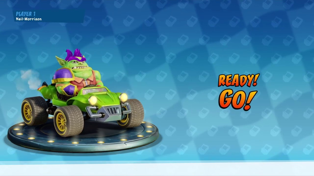 Crash Team Racing Nitro Fueled How To Unlock Zem Ctr Nitro Fueled Zem Gameplay