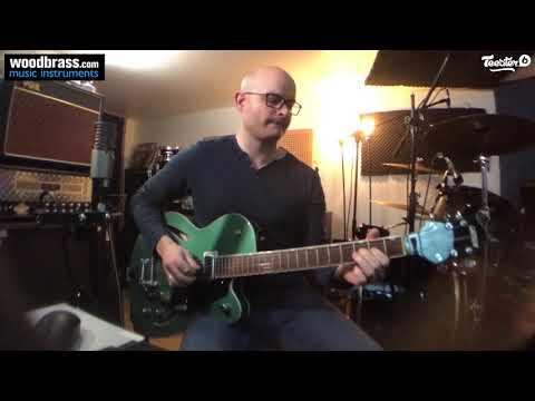 avis guitare gretsch electromatic